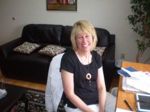 Pastor Jane Spriggs